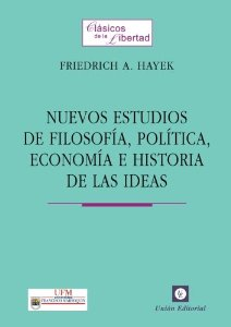 Portada de NUEVOS ESTUDIOS DE FILOSOFÍA, POLÍTICA, ECONOMÍA E HISTORIA DE LAS IDEAS
