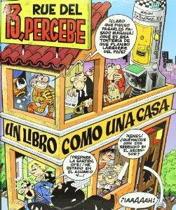 13, RUE DEL PERCEBE: UN LIBRO COMO UNA CASA (POP-UP)