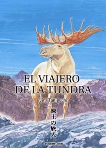 Portada de EL VIAJERO DE LA TUNDRA