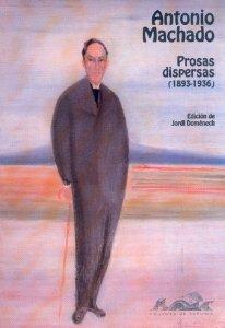 Portada de PROSAS DISPERSAS (1893-1936)