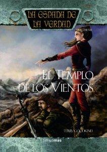 EL TEMPLO DE LOS VIENTOS (LA ESPADA DE LA VERDAD #8)