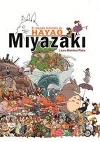 Portada de EL MUNDO INVISIBLE DE HAYAO MIYAZAKI