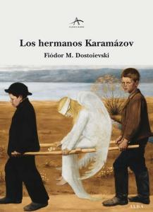 Portada de LOS HERMANOS KARAMAZOV