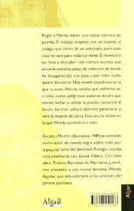 Portada de LA NOCHE QUE WENDY APRENDIÓ A VOLAR