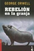 Portada de REBELIÓN EN LA GRANJA