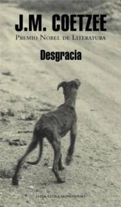 Portada de DESGRACIA