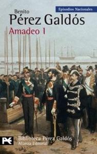 AMADEO I (EPISODIOS NACIONALES V #3)