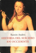 Portada de HISTORIA DEL SUICIDIO EN OCCIDENTE
