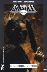 Portada de THE PUNISHER MAX: 10 VALLEY FORGE, VALLEY FORGE