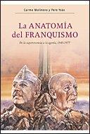 Portada de LA ANATOMÍA DEL FRANQUISMO. DE LA SUPERVIVENCIA A LA AGONÍA DEL RÉGIMEN FRANQUISTA, 1945-1977