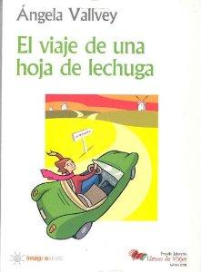 Portada de EL VIAJE DE UNA HOJA DE LECHUGA