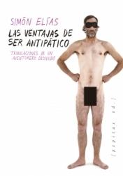 Portada de LAS VENTAJAS DE SER ANTIPÁTICO
