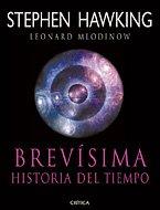 Portada de BREVÍSIMA HISTORIA DEL TIEMPO