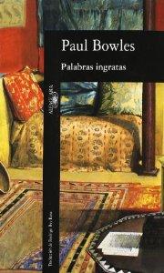 Portada de PALABRAS INGRATAS