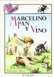 Portada de MARCELINO PAN Y VINO