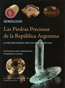 Portada de LAS PIEDRAS PRECIOSAS DE LA REPÚBLICA ARGENTINA