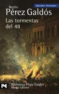 LAS TORMENTAS DEL 48 (EPISODIOS NACIONALES IV #1)