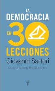Portada de LA DEMOCRACIA EN 30 LECCIONES
