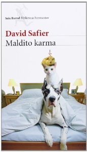 Portada de MALDITO KARMA