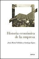 Portada de HISTORIA ECONÓMICA DE LA EMPRESA