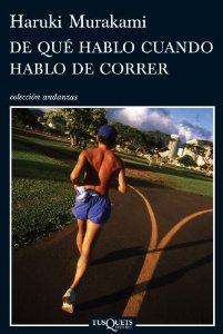 Portada de DE QUÉ HABLO CUANDO HABLO DE CORRER