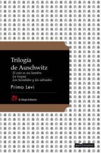 Portada de TRILOGÍA DE AUSCHWITZ