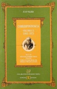 Portada de CORRESPONDENCIA. VOLUMEN II (1862-1875)