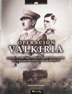 Portada de OPERACIÓN VALKIRIA