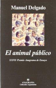 Portada de EL ANIMAL PÚBLICO