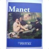 Portada de MANET (GRANDES MAESTROS DE LA PINTURA #23)