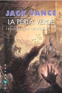 Portada de LA PERLA VERDE (TRILOGÍA DE LYONESSE #2)