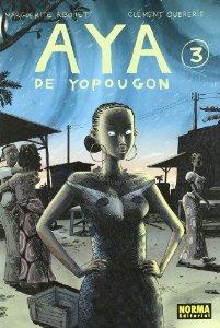 Portada de AYA DE YOPOUGON 3