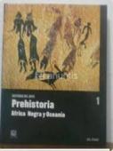 PREHISTORIA. ÁFRICA NEGRA Y OCEANÍA (HISTORIA DEL ARTE#1)
