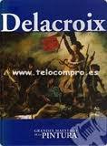 DELACROIX (GRANDES MAESTROS DE LA PINTURA #31)