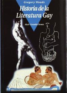Portada de HISTORIA DE LA LITERATURA GAY