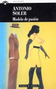 Portada de MODELO DE PASIÓN