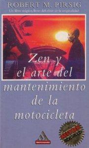 Portada de ZEN Y EL ARTE DEL MANTENIMIENTO DE LA MOTOCICLETA