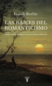 Portada de LAS RAÍCES DEL ROMANTICISMO