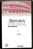 ROMA (HISTORIA UNIVERSAL #6)