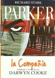 Portada de LA COMPAÑÍA. (PARKER #2)