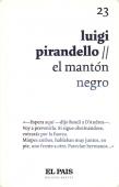 Portada de EL MANTON NEGRO
