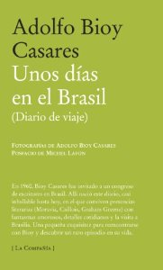 UNOS DÍAS EN EL BRASIL: DIARIO DE VIAJE