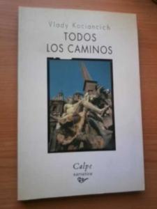 Portada de TODOS LOS CAMINOS