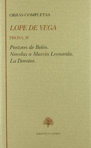 Portada de OBRAS COMPLETAS, PROSA, TOMO II