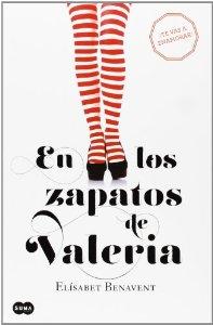 Portada de EN LOS ZAPATOS DE VALERIA (VALERIA #1)