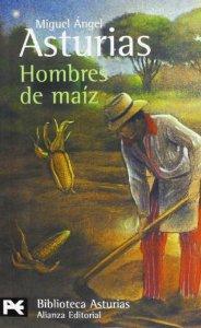 Portada de HOMBRES DE MAÍZ