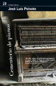 Portada de CEMENTERIO DE PIANOS