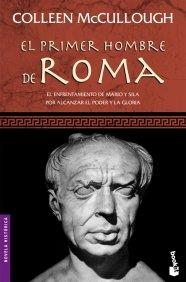 Portada de EL PRIMER HOMBRE DE ROMA (DUEÑOS DE ROMA #1)