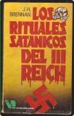 Portada de LOS RITUALES SATÁNICOS DEL III REICH