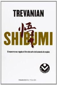 Portada de SHIBUMI